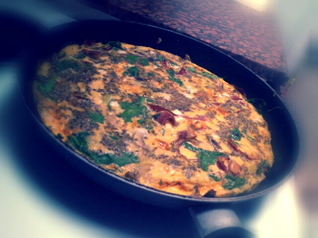 Frittata of Awesome  Dubai